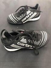 Kid's Boy's Carbrini Black Orange Football Boots Astro Turf Trainers SIZE 11 #MW
