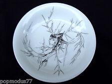 """Ceramique  Art Deco 1925 signé """" La Maîtrise """" Decor Gothique"""