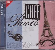 CAFE PARIS - VARIOUS ARTISTS  on 2 CD's