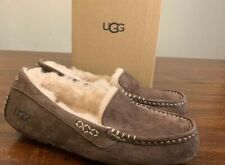 UGG ANSLEY 3312 WOMAN'S SLIPPERS SIZE 11 CHOCOLATE BRAND NEW AUTHENTIC.