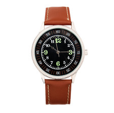 Gents 1940s Japanese Airman Watch New. Free Postage