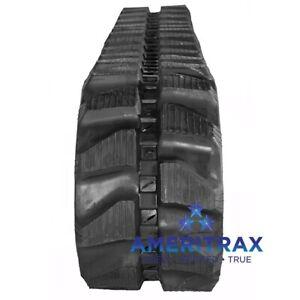 IHI IS15NX Mini Excavator Rubber Tracks 230x96x35 Ameritrax Rubber Tracks