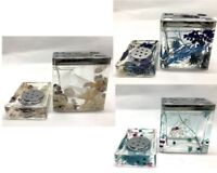 New Bathroom Accessories Set Shower Soap Holder& Toothbrush Holder Set 3Designs