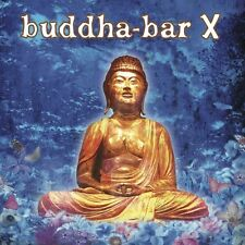 BUDDHA BAR X (VOL.10) BY RAVIN 2 CD NEUWARE
