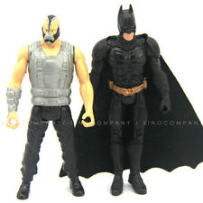 2 x DC Universe Batman and bane 3.75'' Figure the dark knight rises TOY Figure