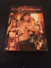 CONAN THE ADVENTURER DVD RALPH MOELLER