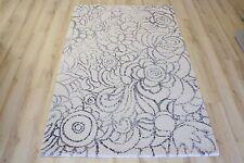 Teppich Esprit Home ESP 2003 Madison 061 beige grau 133x200 cm Blumen Floral