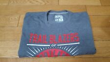 Portland Trail Blazers The Go-To Performanc Tee Nba Basketball Men's 2X T-Shirt