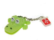 Memorex Croco 8GB USB 2.0 Flash Drive - Crocodile Design - Glow in the dark fun!