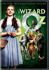 The Wizard of Oz (DVD, 2010, 2-Disc Set, 70th Anniversary)BRAND NEW