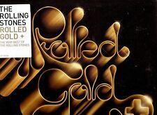 "ROLLING STONES ""Rolled Gold+"" 4 VINYL Set Decca UK RARE"