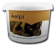 Petlife Welpi 2kg, Cucciolo di latte in polvere, whelping scatola, sostituzione, supplemento del latte