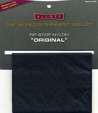 Skinny Thinnest All-Ett Allet Wallet Ultra Rip Stop Allett Thin