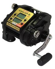 Miya Epoch Command AT-3S DC-12V Big Game Electric Reel With English manual