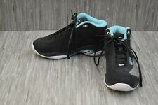 AND 1 Tai Chi LX Basketball Shoe - Men's Size 9.5 - Magnet/Blue