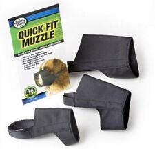 Four Paws Quick Fit Dog Muzzle Size 4Xl - Black
