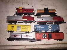 N Scale Santa Fe Bachmann Set