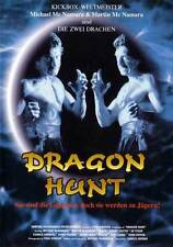 DRAGON HUNT Movie POSTER 27x40