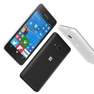 "Microsoft Lumia 550 CAMERA Windows Quad-core 1GB RAM 8GB ROM 4G LTE 4.7"""