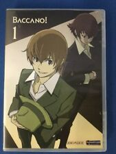 Baccano! - Vol 1 (DVD) -1833-63-017