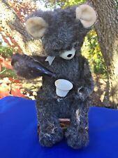 Antique Pour a Coke Coca Cola Koala Bear Toy Teddy Unique Ooak ▬ 9/5 ��m17