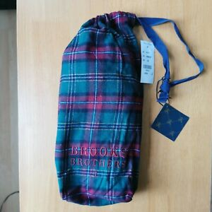 Brooks Brothers Men's Cotton Pyjama Trousers Gift Bag - Large