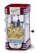 Ariete 2953 Popcorn Popper XL 310W Macchina per Popcorn - Rosso/Bianco