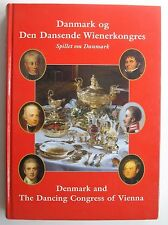 Denmark Dancing Congress of Vienna Exhibition Catalog Europe History Art Objects