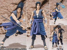 Japan Anime S.H.Figuarts SHF Naruto Shippuden Uchiha Sasuke Action Figuren NoBox