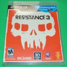 PS3 RESISTANCE 3 Video Game