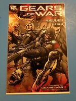 Gears of War Prelude Dirty Little Secret Special Edition Comic Book - DC Rare!