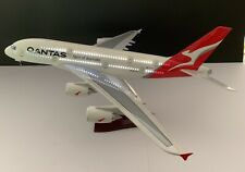 Qantas A380 With LED Cabin Lights