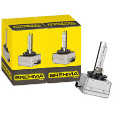 Duo Set Brehma PowerVision +60% Xenon Brenner D1S PK32-2 4500K 85V 35W