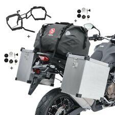Alu Koffer Set für Honda Africa Twin CRF 1000 L 18-19 Namib80 + Hecktasche