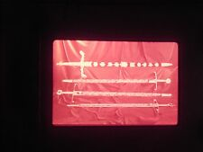 slide London England King Queen Crown Jewels Museum Gold display tourist sword a