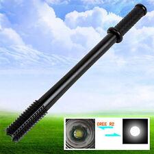 CREE Q5 Long Self-defense Baseball Bat 2000 Lumen LED Flashlight Torch 3 Mode