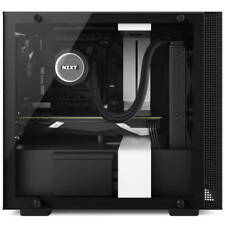NZXT H200 No Power Supply Mini-ITX Case (Matte White)