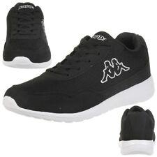 Kappa Unisex Sneaker Follow schwarz/weiss