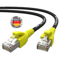 Cat.6 RJ45 Patchkabel LAN Router Kabel Netzwerkkabel U FTP 1 Gigabit Lankabel