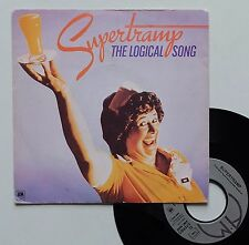 "SP Supertramp  ""The logical song"""