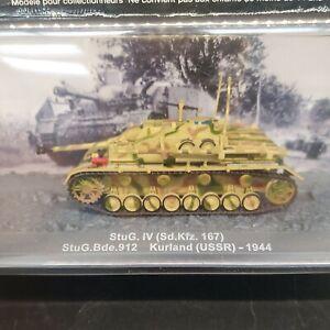 Altaya 1:72 Scale StuG. IV (Sd.Kfz. 167) StuG.Bde.912 Kurland USSR 1944