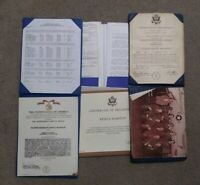 Large Lot Of Air Force Documents To One Airmen