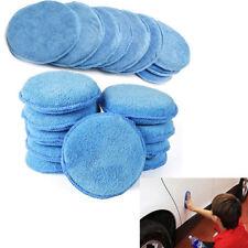 Polish Foam Sponge Car Applicator Cleaning Microfiber Waxing Pads Cleaning Tools