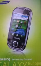 SAMSUNG GALAXY EUROPA GT-I5500 UNLOCKED SMART MOBILE