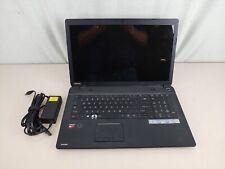 Toshiba Satellite C75D-A7370 Laptop Amd A6 2.0 Ghz 16Gb 320 Gb