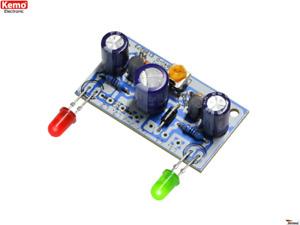 Kemo B003 Flasher / Alternating Flashing LED Electronic Project Kit