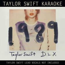 Taylor Swift - Taylor Swift Karaoke: 1989 (Deluxe) (NEW CD & DVD)