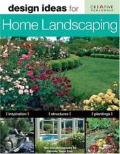 Design Ideas for Home Landscaping Erler, Ms. Catriona Tudor Paperback