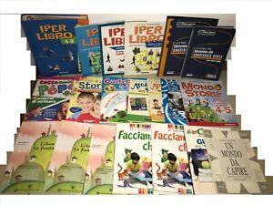 Guide insegnante, Libri scuola elementare didattica e vacanze classe 3, 4 e 5