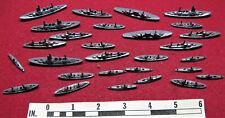 Wwii Tootsie Toy Die Cast Navy Fleet Model Set - Recognition?